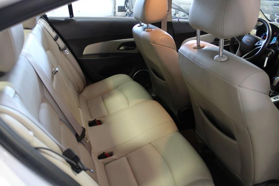 2012 Chevrolet Cruze 4dr Sdn LT w/2LT, available for sale in Deer Park, New York | Car Tec Enterprise Leasing & Sales LLC. Deer Park, New York
