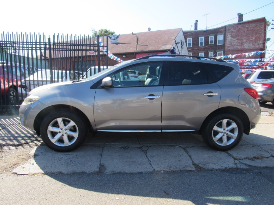 2009 Nissan Murano AWD 4dr S, available for sale in Paterson, New Jersey | MFG Prestige Auto Group. Paterson, New Jersey