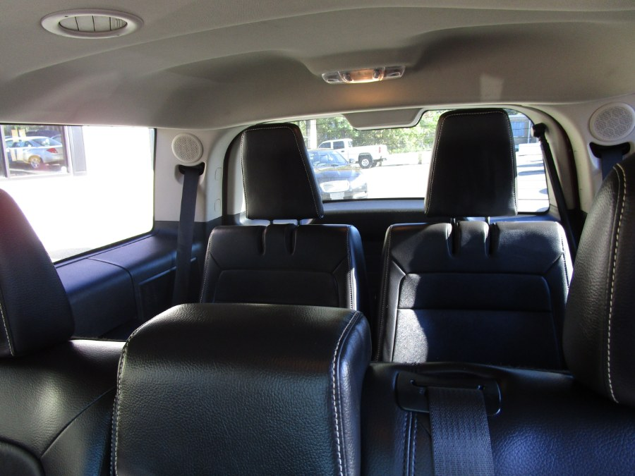 2012 Ford Flex 4dr SEL AWD, available for sale in Waterbury, Connecticut   Tony's Auto Sales. Waterbury, Connecticut