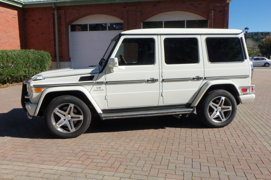 2010 Mercedes-Benz G-Class 4MATIC 4dr G 55 AMG, available for sale in Shelton, Connecticut | Center Motorsports LLC. Shelton, Connecticut
