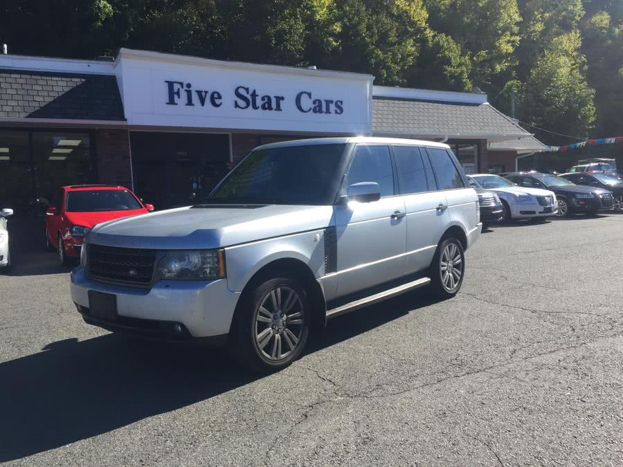 Used 2011 Land Rover Range Rover in Meriden, Connecticut | Five Star Cars LLC. Meriden, Connecticut
