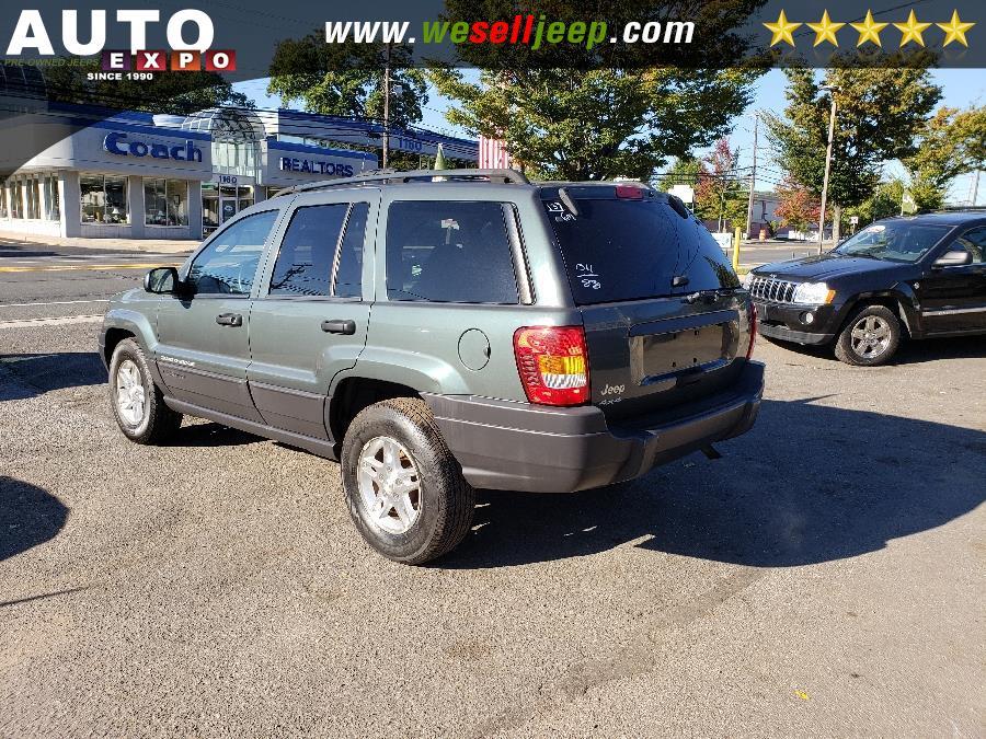 2004 Jeep Grand Cherokee 4dr Laredo 4WD, available for sale in Huntington, New York | Auto Expo. Huntington, New York