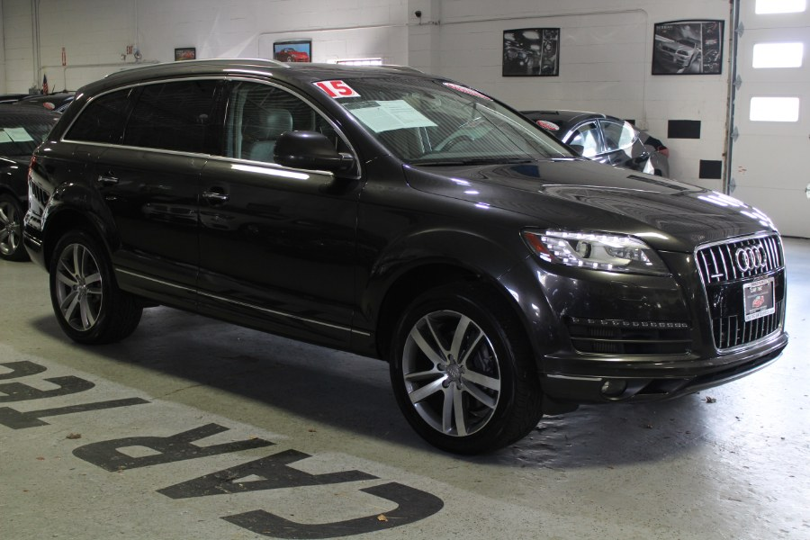 Used Audi Q7 quattro 4dr 3.0L TDI Premium Plus 2015 | Car Tec Enterprise Leasing & Sales LLC. Deer Park, New York