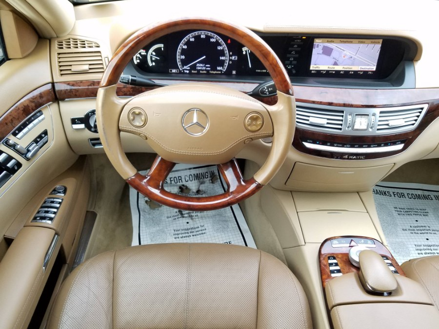 2008 Mercedes-Benz S-Class V8 4MATIC 5.5L w/AMG SportPkg,Night Vision, available for sale in Queens, NY