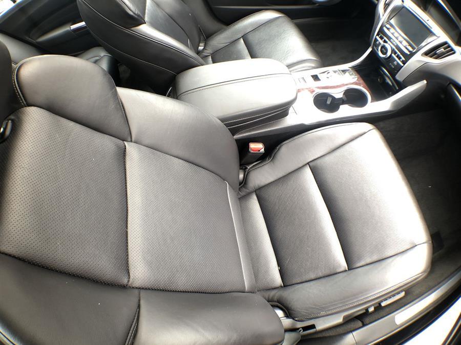 2015 Acura TLX 4dr Sdn FWD V6 Tech, available for sale in Jamaica, New York | Hillside Auto Mall Inc.. Jamaica, New York