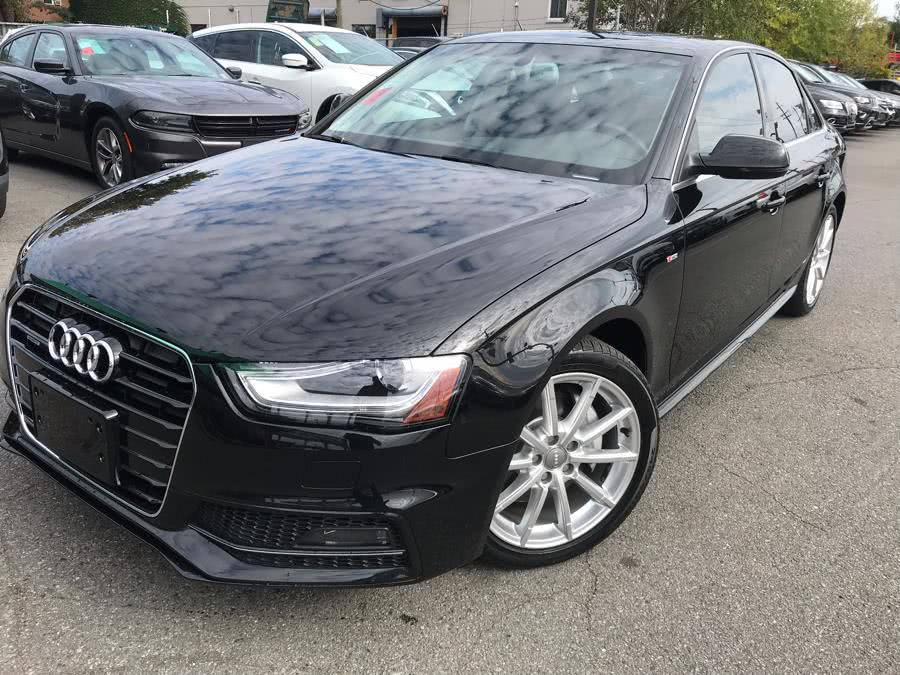 Used 2015 Audi A4 in Hillside, New Jersey | M Sport Motor Car. Hillside, New Jersey