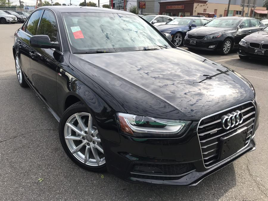 2015 Audi A4 quattro 2.0T Premium Plus, available for sale in Lodi, New Jersey | European Auto Expo. Lodi, New Jersey