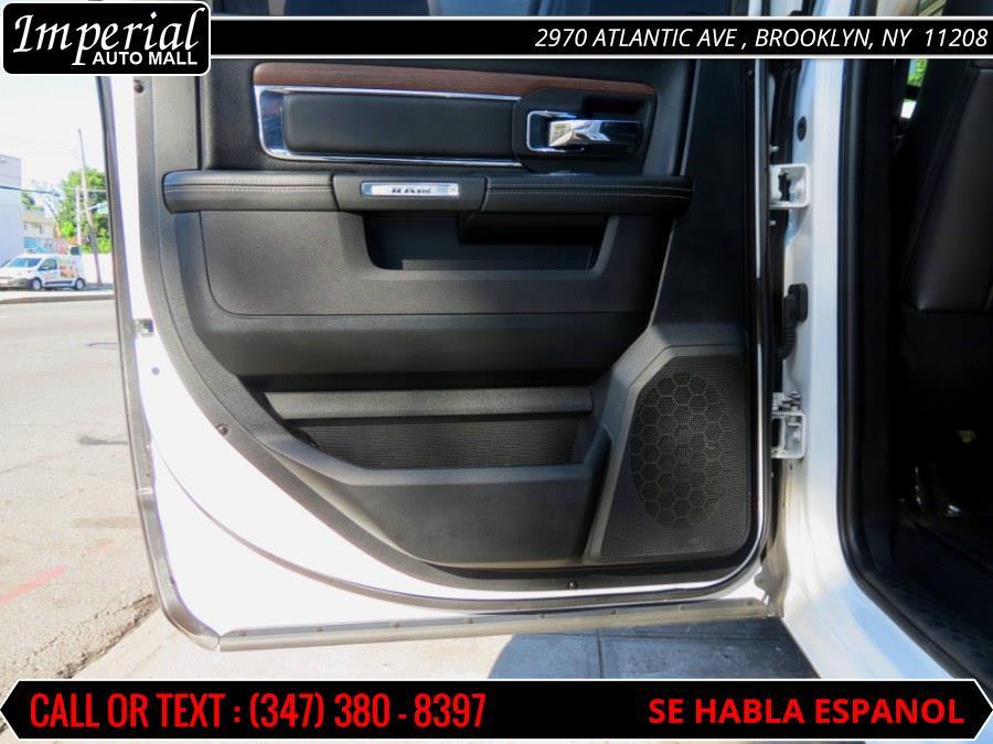 2017 Ram 1500 Laramie 4x4 Crew Cab 5''7
