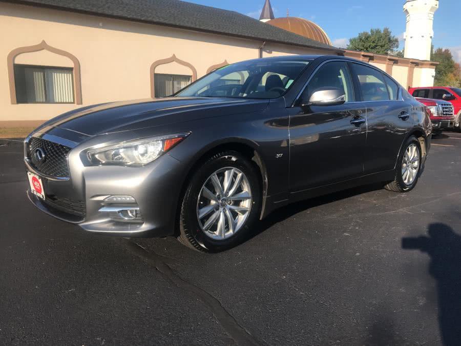 Used 2015 INFINITI Q50 in Hartford, Connecticut | Lex Autos LLC. Hartford, Connecticut
