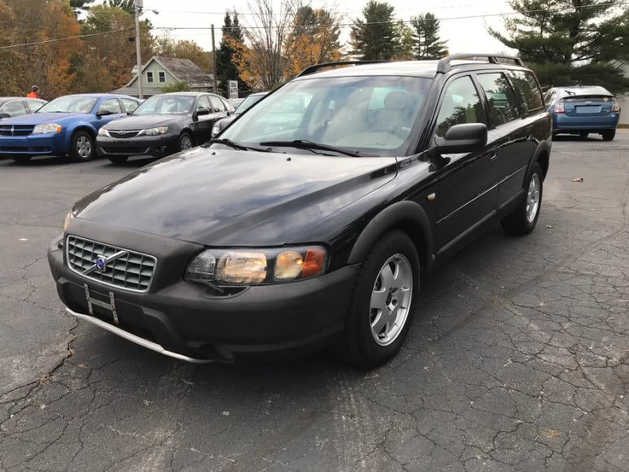 Used Volvo V70 XC AWD A SR 5dr Wgn AWD Turbo w/SR 2001 | ODA Auto Precision LLC. Auburn, New Hampshire