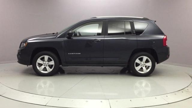 2014 Jeep Compass 4WD 4dr Sport, available for sale in Naugatuck, Connecticut | J&M Automotive Sls&Svc LLC. Naugatuck, Connecticut