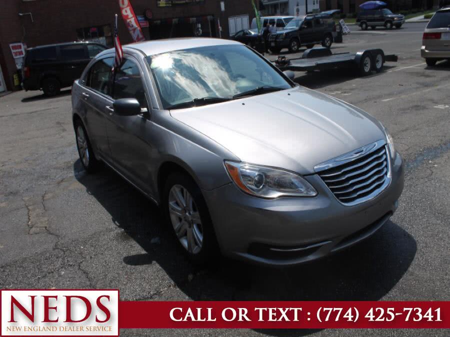 2013 Chrysler 200 4dr Sdn LX, available for sale in Indian Orchard, Massachusetts   New England Dealer Services. Indian Orchard, Massachusetts