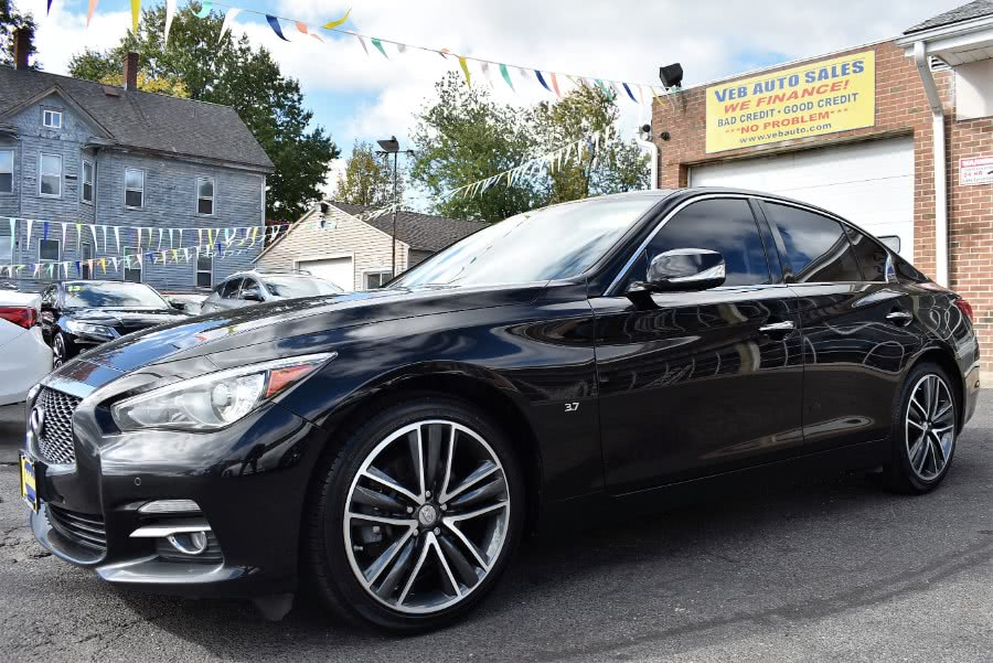 2015 INFINITI Q50 4dr Sdn Premium AWD, available for sale in Hartford, Connecticut | VEB Auto Sales. Hartford, Connecticut
