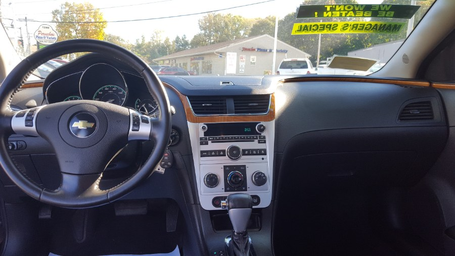 2010 Chevrolet Malibu 4dr Sdn LT w/2LT, available for sale in Worcester, Massachusetts   Rally Motor Sports. Worcester, Massachusetts