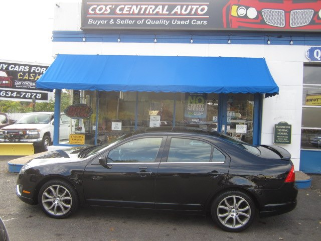 Used Ford Fusion 4dr Sdn SEL FWD 2012   Cos Central Auto. Meriden, Connecticut