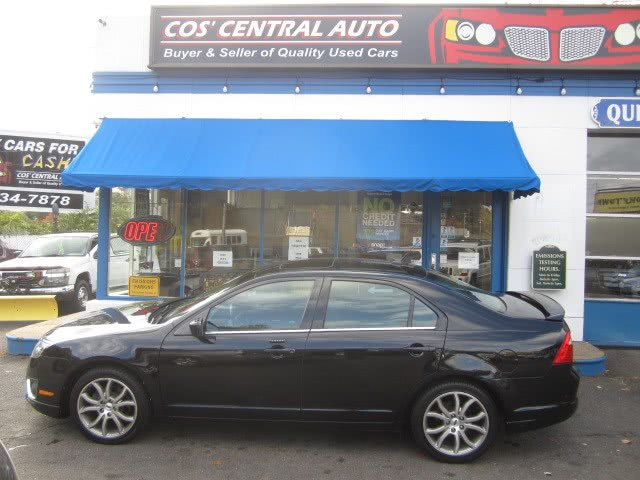 Used Ford Fusion 4dr Sdn SEL FWD 2012 | Cos Central Auto. Meriden, Connecticut