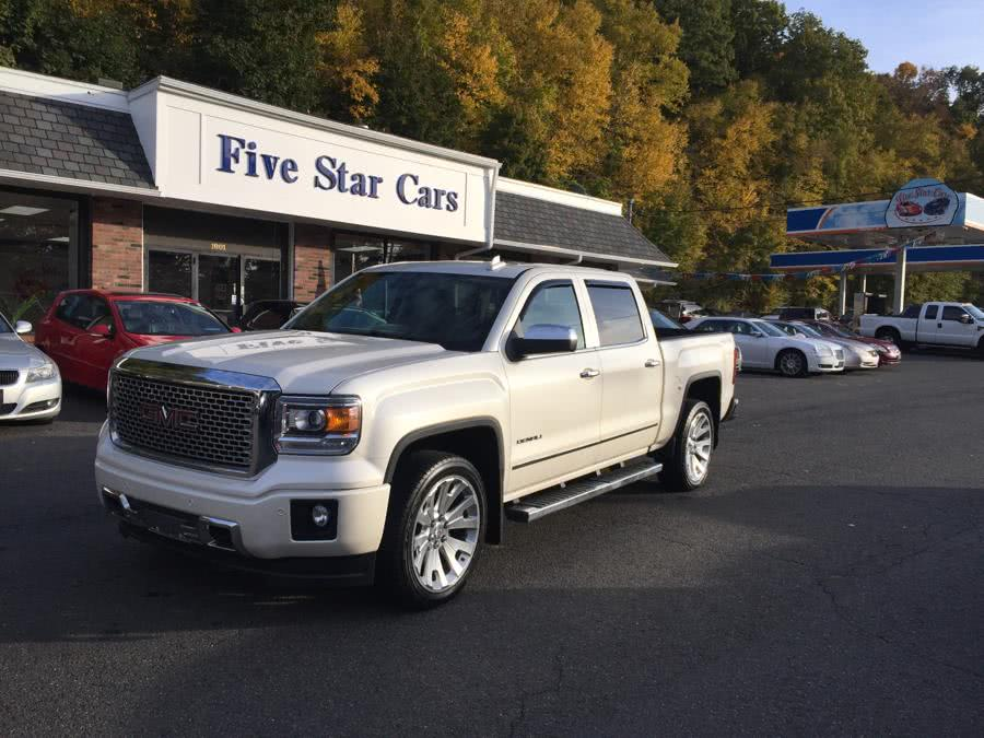 Used 2015 GMC Sierra 1500 in Meriden, Connecticut | Five Star Cars LLC. Meriden, Connecticut