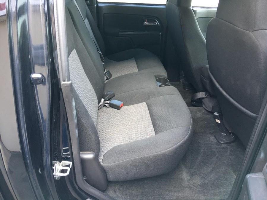 2010 Chevrolet Colorado 4WD Crew Cab 126.0