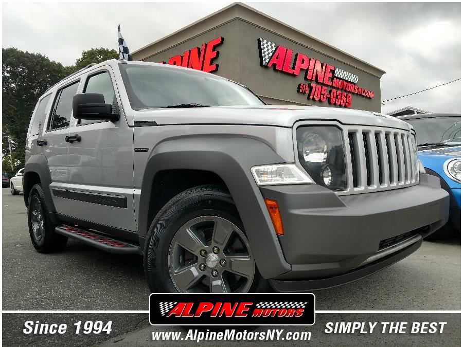 2010 Jeep Liberty 4WD 4dr Renegade, available for sale in Wantagh, New York | Alpine Motors Inc. Wantagh, New York