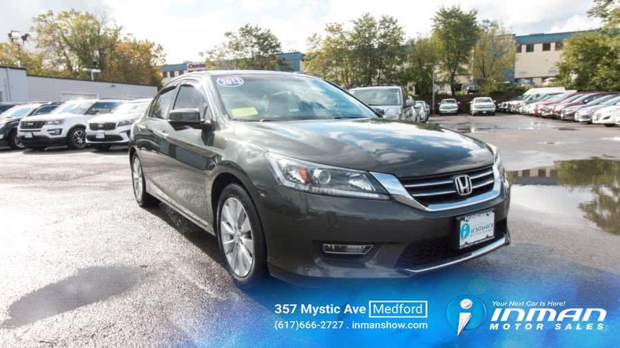 Used 2013 Honda Accord Sedan in Medford, Massachusetts | Inman Motors Sales. Medford, Massachusetts