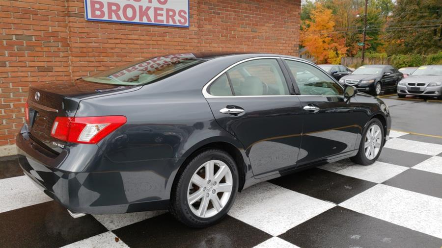 2008 Lexus ES 350 4dr Sdn, available for sale in Waterbury, Connecticut | National Auto Brokers, Inc.. Waterbury, Connecticut
