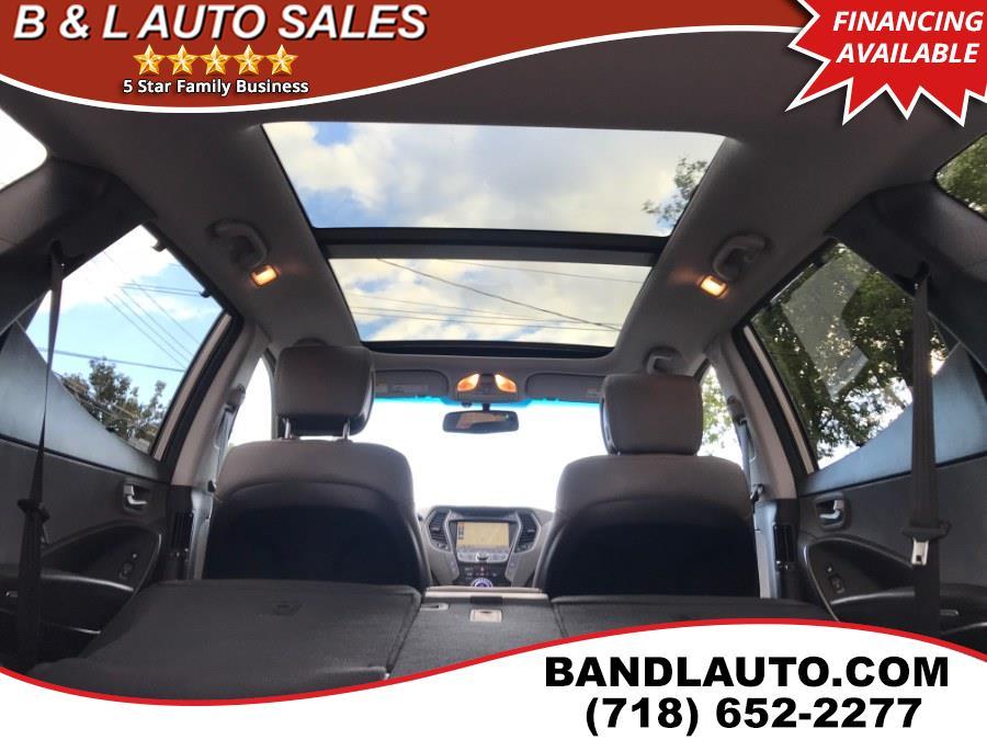2015 Hyundai Santa Fe Sport AWD 4dr 2.0T, available for sale in Bronx, New York | B & L Auto Sales LLC. Bronx, New York