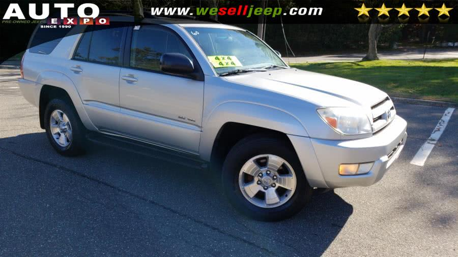 Used Toyota 4Runner 4dr SR5 Sport V6 Auto 4WD 2003 | Auto Expo. Huntington, New York