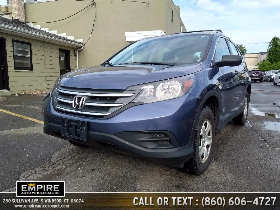 Used Honda CR-V AWD 5dr LX 2014 | Empire Auto Wholesalers. S.Windsor, Connecticut