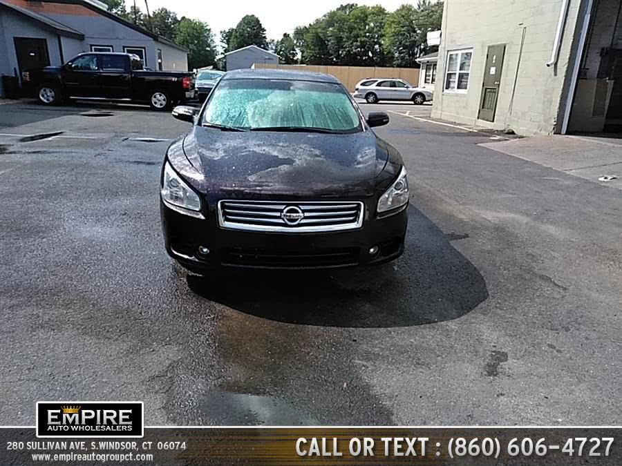 Used Nissan Maxima SV Premium 2014 | Empire Auto Wholesalers. S.Windsor, Connecticut