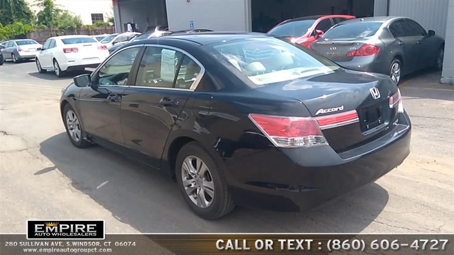 2012 Honda Accord Sdn SE, available for sale in S.Windsor, Connecticut   Empire Auto Wholesalers. S.Windsor, Connecticut