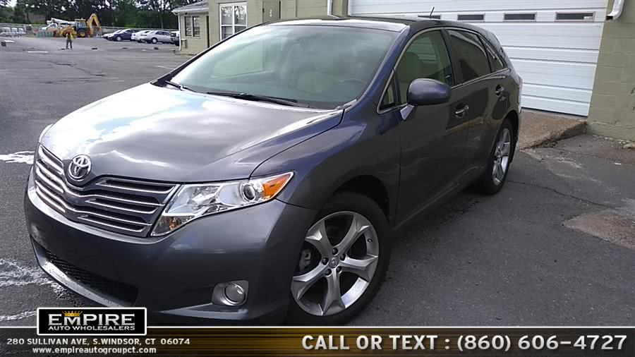 Used Toyota Venza 4dr Wgn V6 AWD Limited 2011 | Empire Auto Wholesalers. S.Windsor, Connecticut