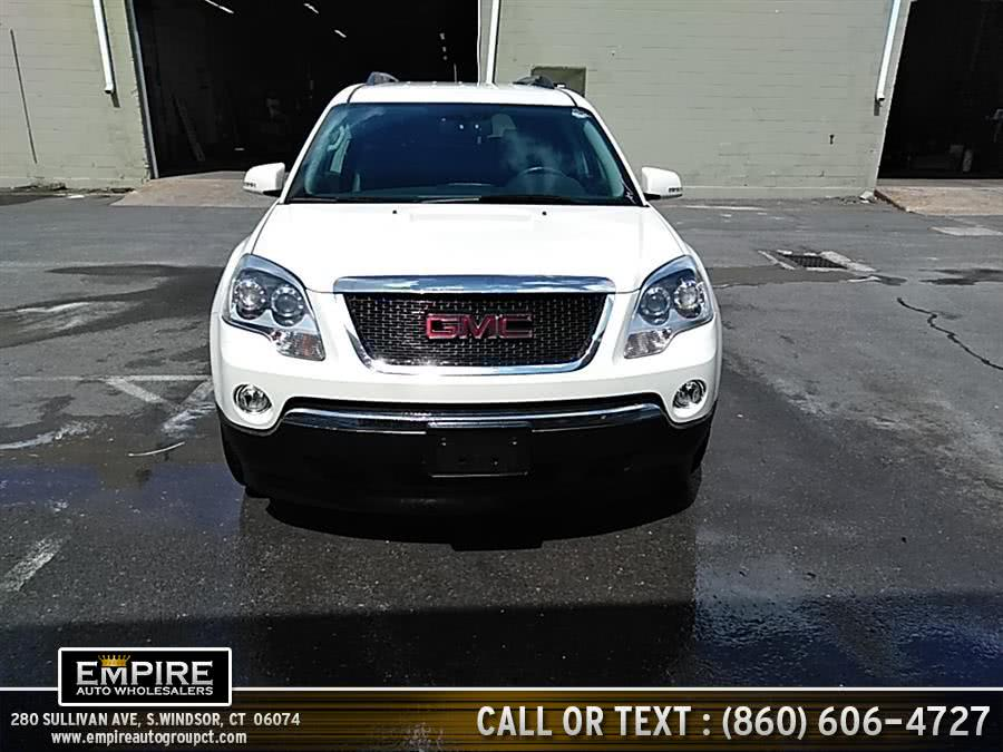 Used GMC Acadia AWD 4dr SLT1 2012 | Empire Auto Wholesalers. S.Windsor, Connecticut
