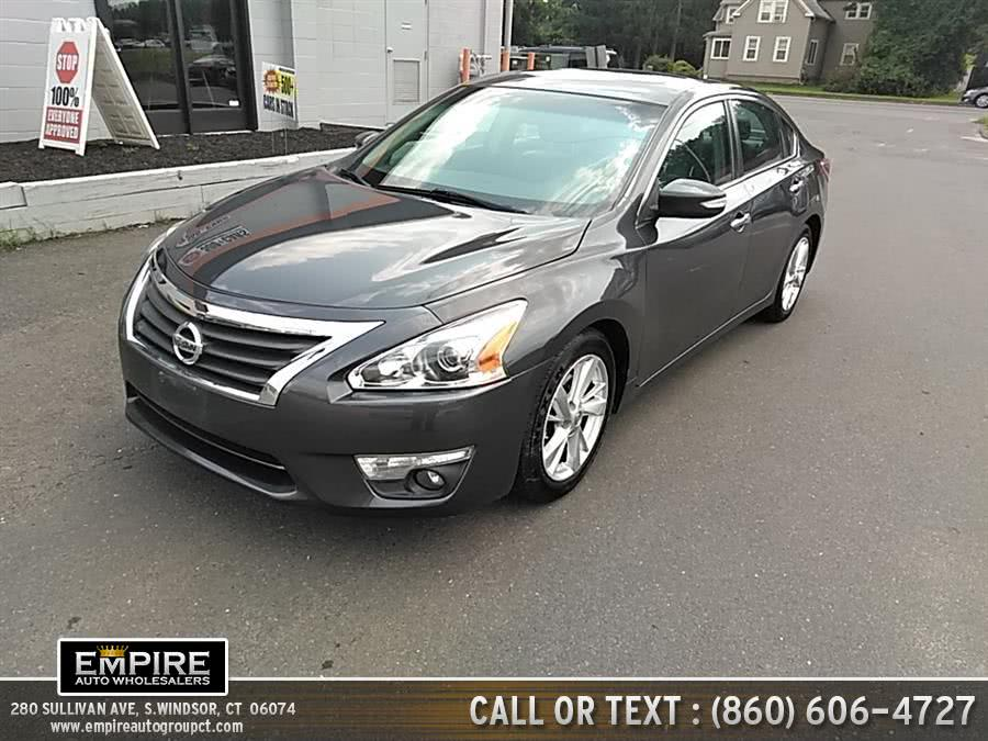Used Nissan Altima 4dr Sdn I4 2.5 SV 2013 | Empire Auto Wholesalers. S.Windsor, Connecticut