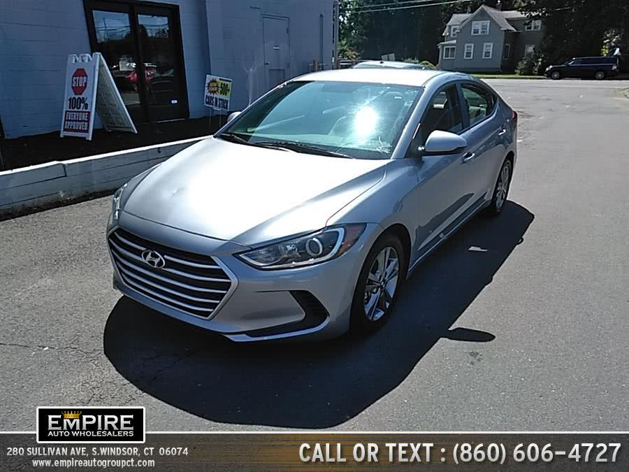 Used Hyundai Elantra SE 2.0L Auto PZEV (Alabama) *Ltd Avail* 2017 | Empire Auto Wholesalers. S.Windsor, Connecticut