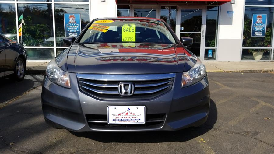 2012 Honda Accord Sdn 4dr I4 Auto EX, available for sale in West Haven, CT