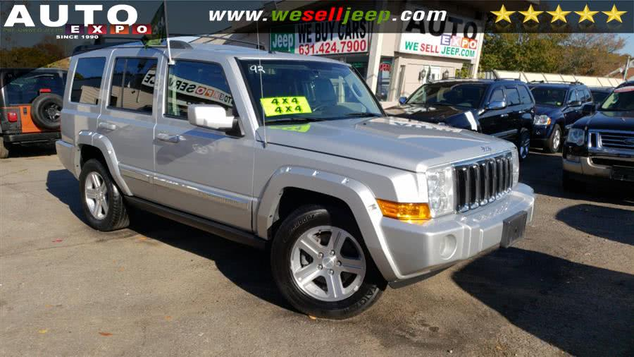 Used Jeep Commander 4WD 4dr Limited 2009 | Auto Expo. Huntington, New York