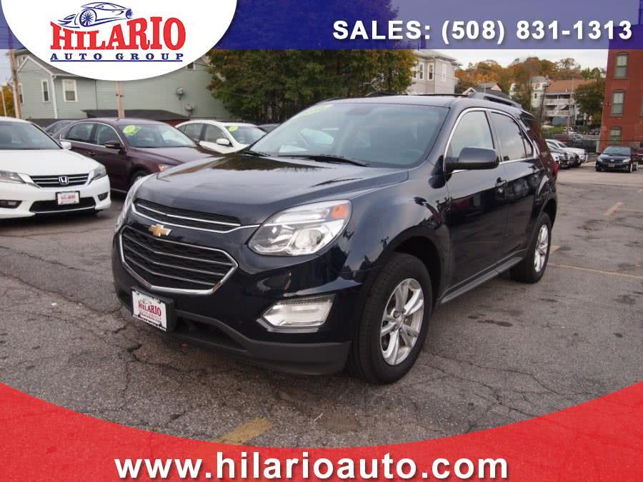 Used 2016 Chevrolet Equinox in Worcester, Massachusetts | Hilario's Auto Sales Inc.. Worcester, Massachusetts
