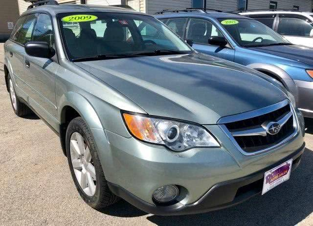 Used 2009 Subaru Outback in Barre, Vermont | Routhier Auto Center. Barre, Vermont