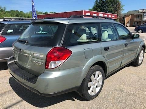 Used Subaru Outback 4dr H4 Auto 2.5i Special Edtn 2009 | Routhier Auto Center. Barre, Vermont