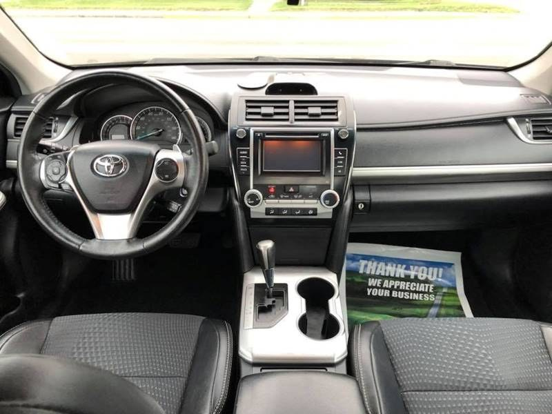 2012 Toyota Camry 4dr Sdn I4 Auto SE (Natl), available for sale in Barre, Vermont | Routhier Auto Center. Barre, Vermont