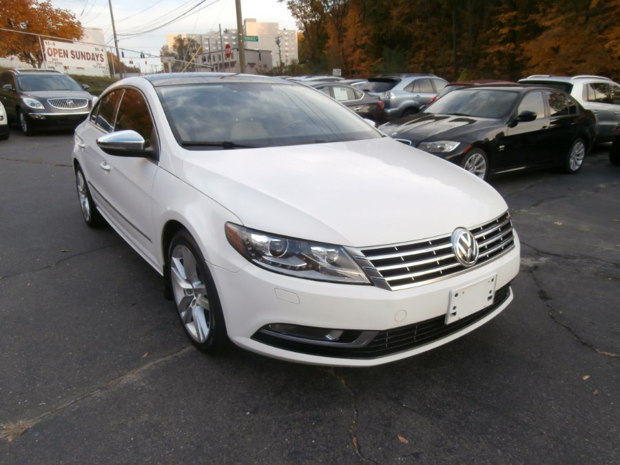 2013 Volkswagen CC 4dr Sdn Lux PZEV, available for sale in Waterbury, Connecticut | Jim Juliani Motors. Waterbury, Connecticut