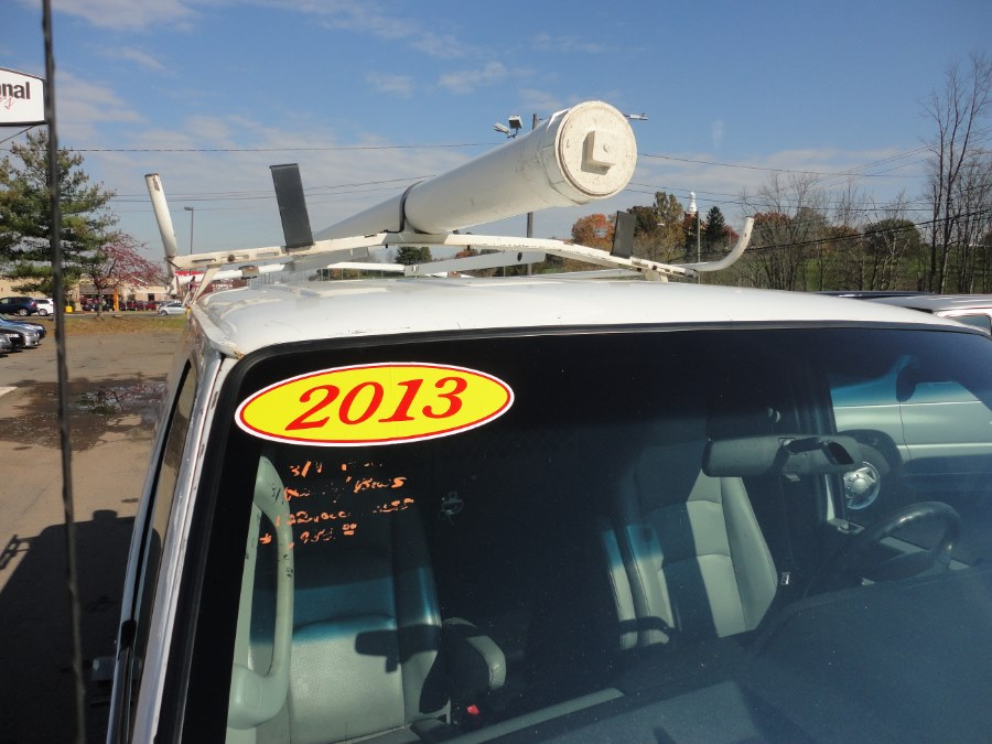 2013 Ford Econoline Cargo Van xlt, available for sale in Berlin, Connecticut | International Motorcars llc. Berlin, Connecticut