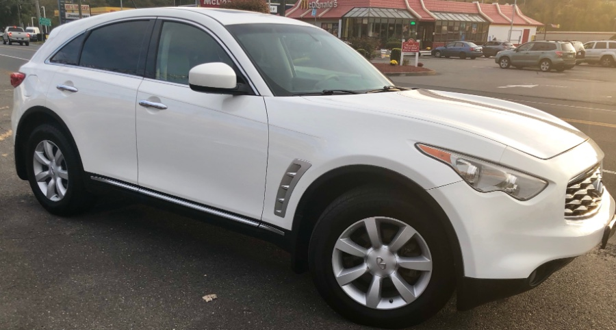 2009 Infiniti FX35 AWD 4dr, available for sale in Waterbury, Connecticut   Apex  Automotive. Waterbury, Connecticut