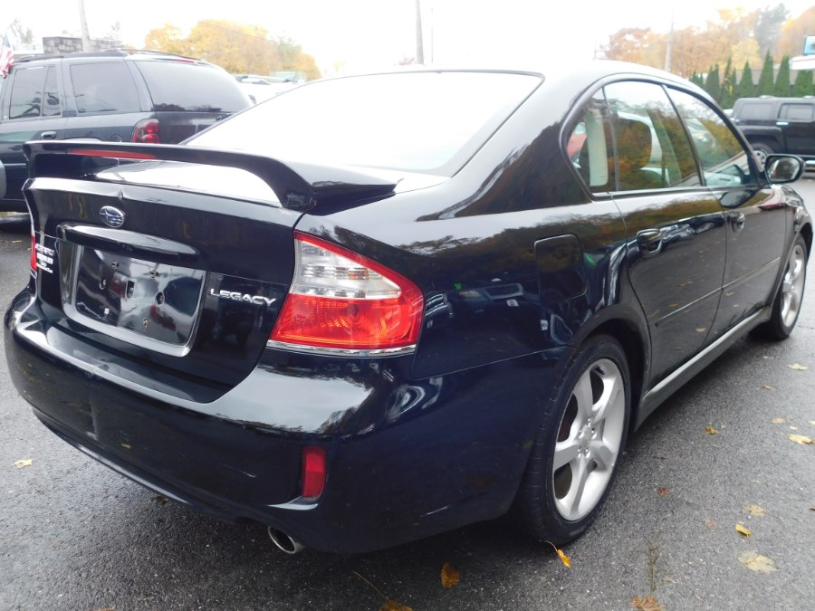 2009 Subaru Legacy 4dr H4 Man Special Edition, available for sale in Watertown, Connecticut | Watertown Auto Sales. Watertown, Connecticut