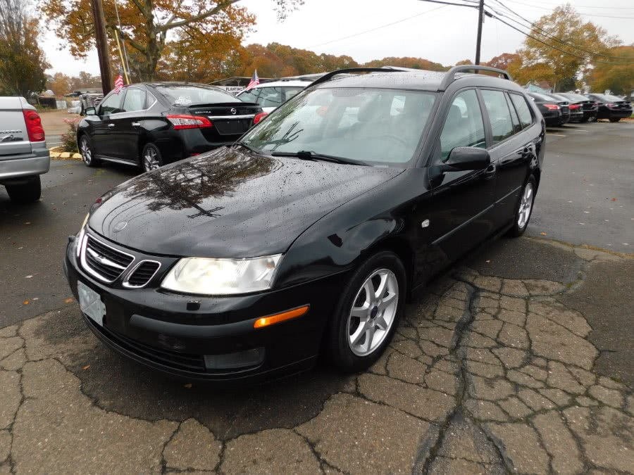 2007 Saab 9-3 5dr Wgn Auto, available for sale in Clinton, Connecticut | M&M Motors International. Clinton, Connecticut