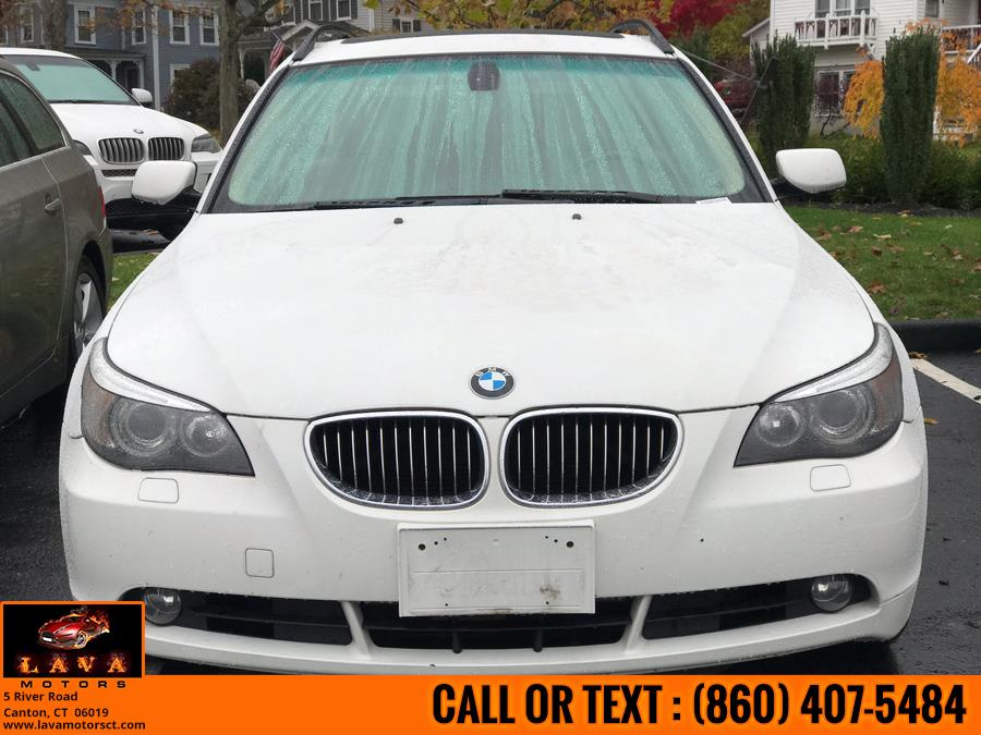 Used 2007 BMW 5-Series in Canton, Connecticut | Lava Motors. Canton, Connecticut