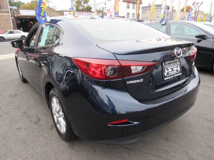 2016 Mazda Mazda3 4dr Sdn Auto i Touring, available for sale in Irvington, New Jersey | Foreign Auto Imports. Irvington, New Jersey
