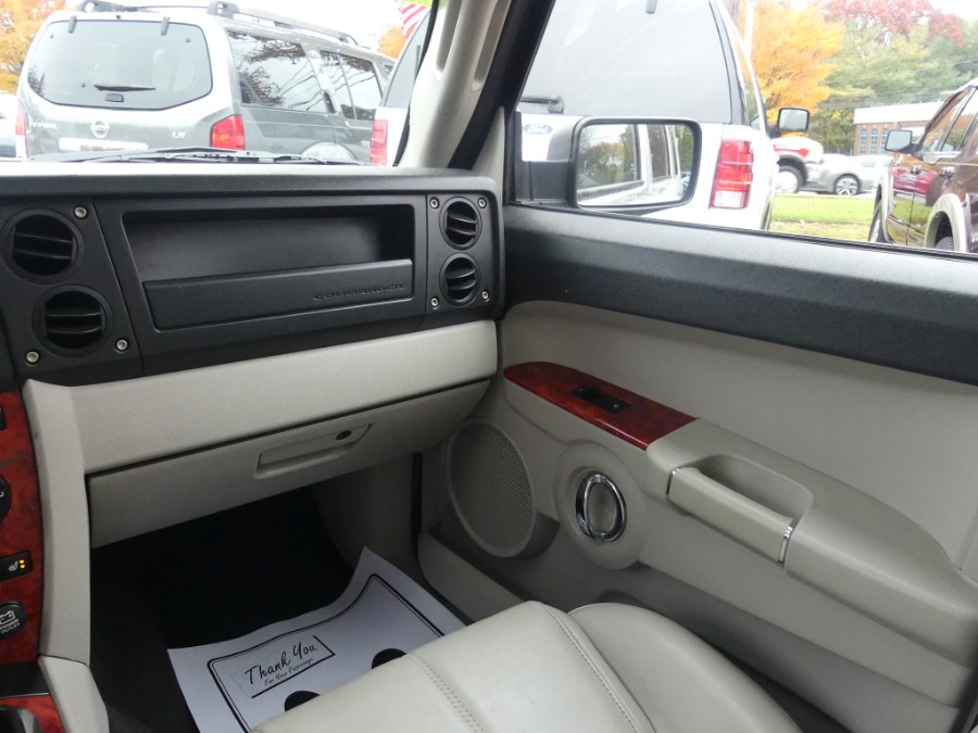 2006 Jeep Commander 4dr Limited 4WD, available for sale in Huntington Station, New York   My Auto Inc.. Huntington Station, New York