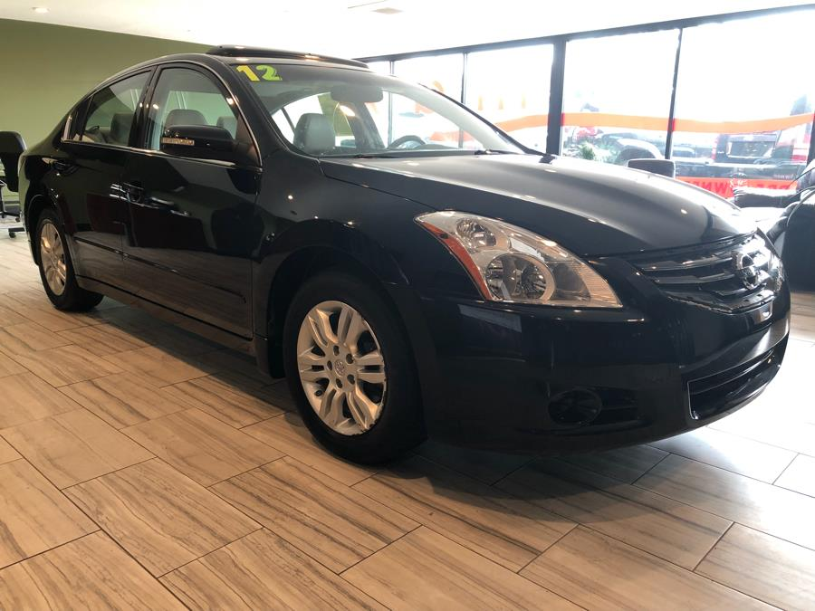 2012 Nissan Altima 4dr Sdn I4 CVT 2.5 SL, available for sale in West Hartford, Connecticut | AutoMax. West Hartford, Connecticut