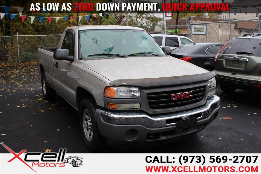 Used 2006 GMC Sierra 1500 in Paterson, New Jersey | Xcell Motors LLC. Paterson, New Jersey